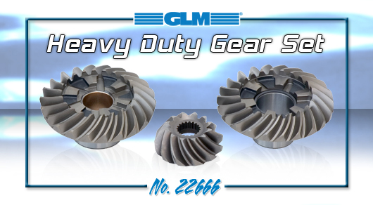 Heavy Duty Gear Set